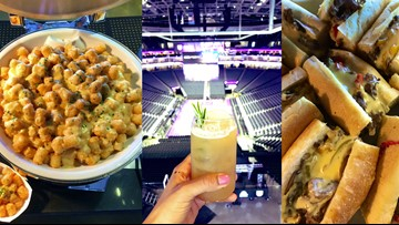 From brisket mac & cheese to vegan nachos | Golden 1 Center serves up new food options