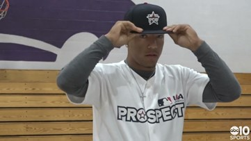 MLB, USA Baseball recognize University of Arizona commit Chase Davis in Sacramento