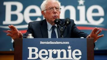 Bernie Sanders to hold campaign rally in downtown Sacramento
