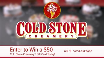 Enter to Win a $50 Cold Stone Creamery® Gift Card for Mother's Day!