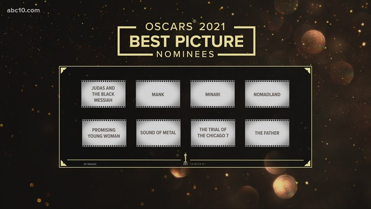 Best Picture Nominees | Mark Previews the 93rd Academy Awards
