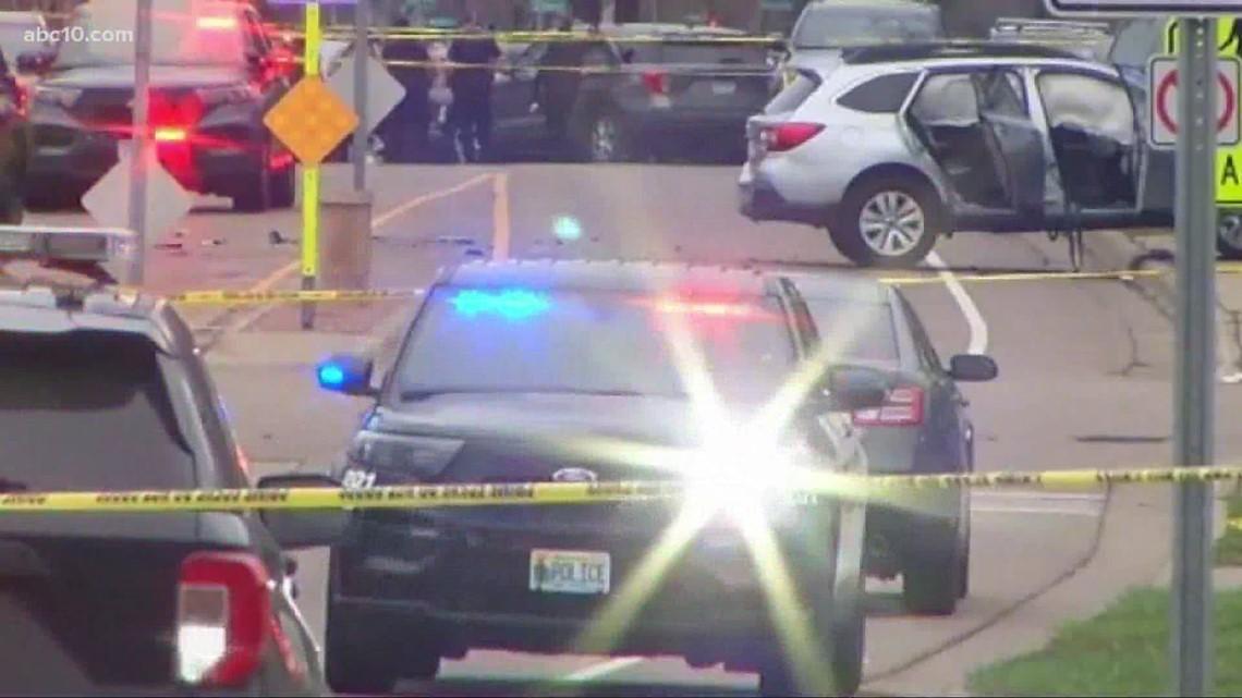 How does an officer mistake a gun for a taser?