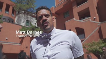 Matt Barnes reflects on the signing of AB 392 into law | Extended Interview
