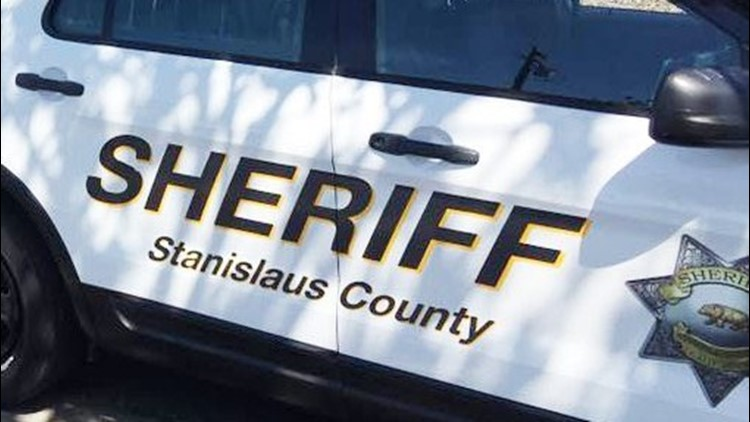 5-year-old girl missing after slipping into Stanislaus River