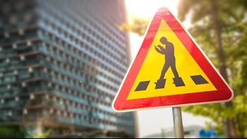 Rare new law bans cellphone use near school crosswalks in Lathrop