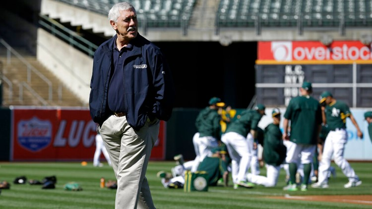 Oakland A's broadcaster Ray Fosse dies at 74
