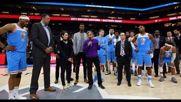 Sacramento Kings, Milwaukee Bucks and Big Boi team up to address social injustice