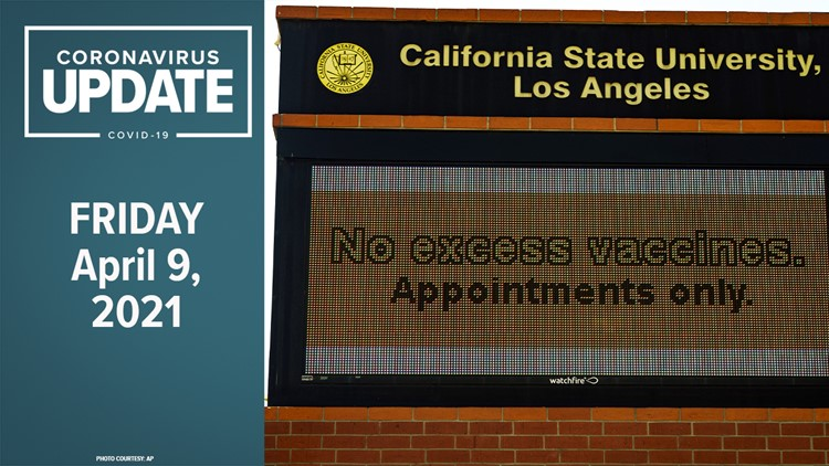 More counties expand vaccine eligibility to 16 up | COVID-19 Updates in Northern California