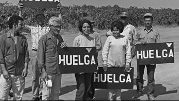 Plaza at San Joaquin Delta College to be named after Stockton icon Delores Huerta