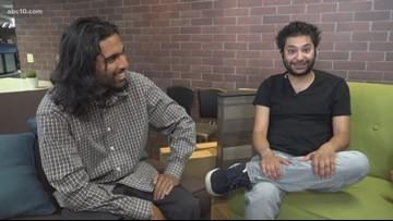 Comedians Kabir Singh, Sean Reddy Perform in Rancho Cordova