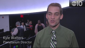 Dr. Kyle Watters discusses new state-of-the-art planetarium | Extended Interview
