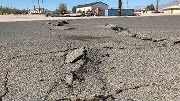 4.7 quake hits CA desert area hit by earlier, bigger quakes