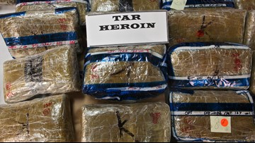 7 people in California have died from flesh-eating bacteria linked to black tar heroin
