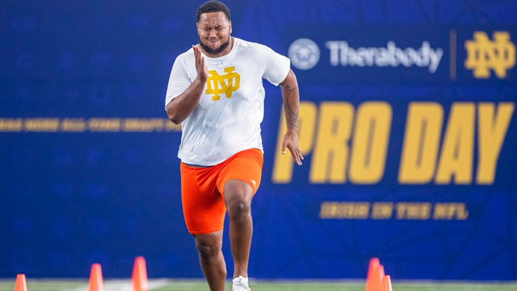 49ers take Notre Dame G Aaron Banks in 2nd round