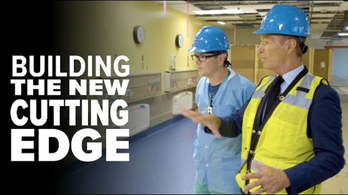 Behind the Scenes: Building a cutting-edge surgery for kids