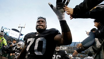 AP sources: Jets agree on deal to acquire Raiders' Osemele