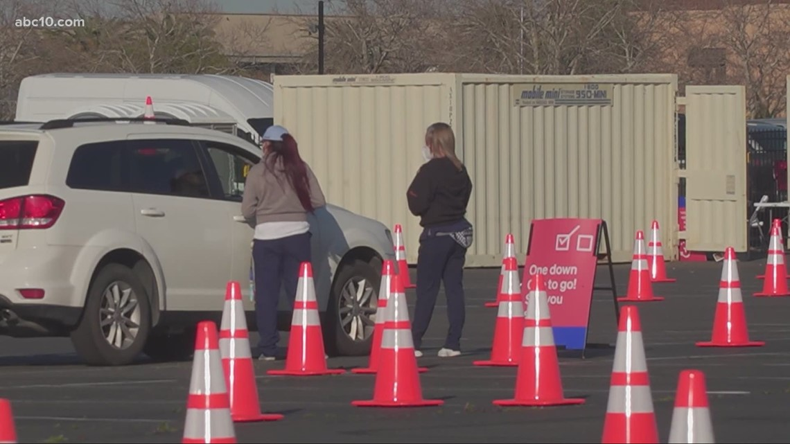 New Sacramento County vaccine clinic at McClellan Park has appointments available