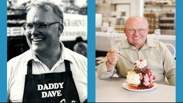 Remembering Dave Leatherby | Founder of Leatherby's Family Creamery