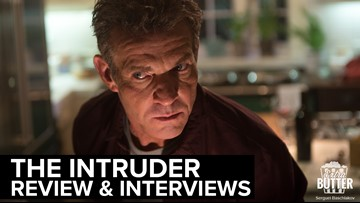 'The Intruder' movie review and interviews | Extra Butter