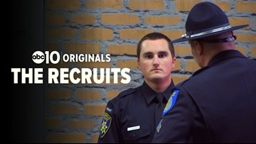 What does it take to become a Sacramento police officer?