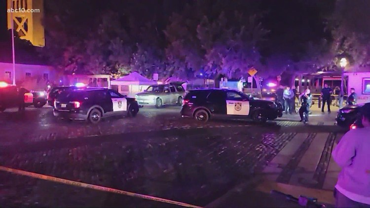 Police to increase presence in Old Sacramento a week after fatal shooting