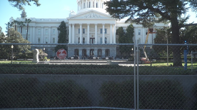 Sacramentans react to California National Guard monitoring state Capitol for potentially armed protest
