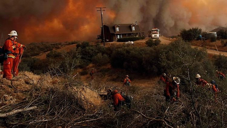 California Wildfire Firefighter Deaths