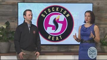 Sac & Co: Stockton Heat: Teddy Bear Toss
