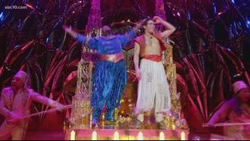 Broadway's 'Aladdin The Musical' hits Sacramento