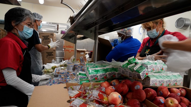 California launches largest free school lunch program in the US