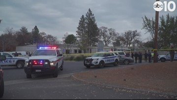 Auburn Police officials respond to knife-wielding man at Placer County library
