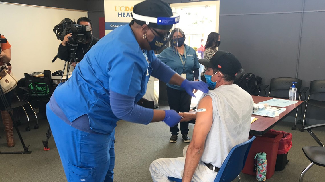 How to get vaccinated in Northern California