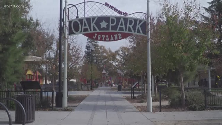 Are updates to Oak Park sign of gentrification? | Part 1