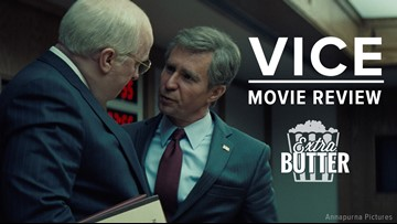 Vice movie review | Christian Bale & Adam McKay interviews | Extra Butter