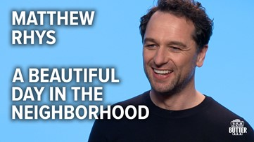 A Beautiful Day in the Neighborhood: Matthew Rhys on Connection with Mister Rogers   Extra Butter