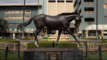 3rd horse in 9 days dies at Santa Anita