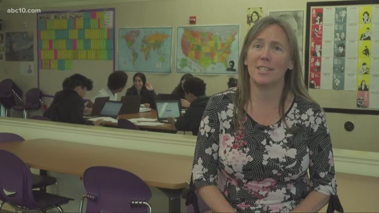Meet Wendy Toffoletti, our Teacher of the Month for July