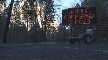 'It was outstanding,' despite government shutdown, tourists still visiting Yosemite