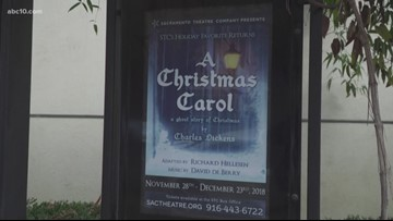 Sacramento Theater Company produces locally written version of 'A Christmas Carol'