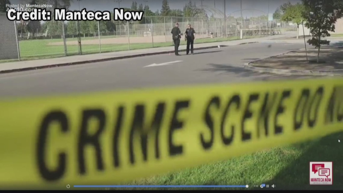 At least 10 shots fired during brawl at Manteca park