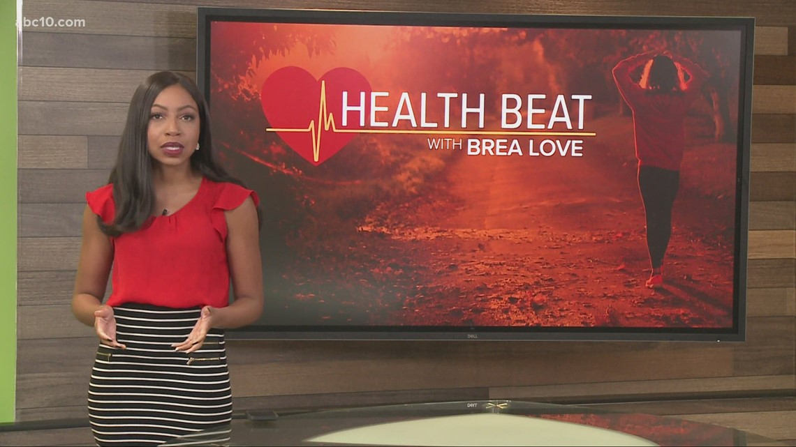 Taking note of your at-home workspace   Health Beat with Brea Love