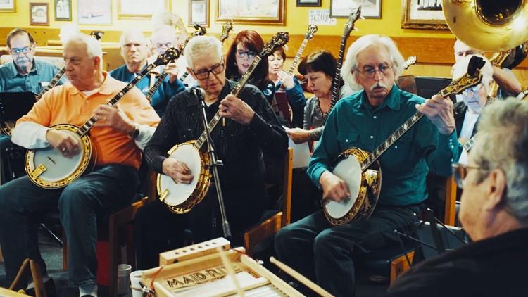 Banjo Band 1