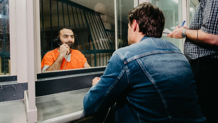 Omar Ameen Jail Interview 1