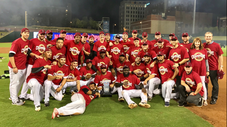River Cats shutout Clippers 4-0 to win 2019 Triple-A Championship