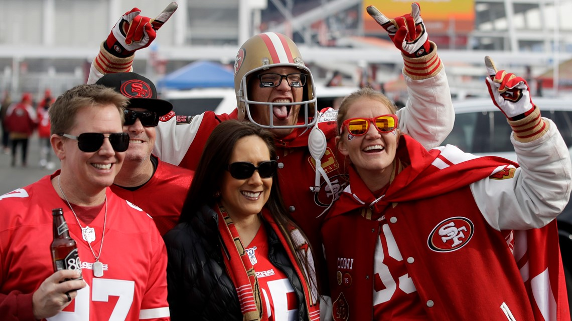 Super Bowl LIV | Here's how to fake it as a 49ers fan