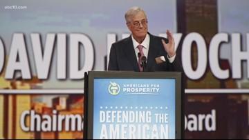 David Koch, conservative mega-donor, dead at 79