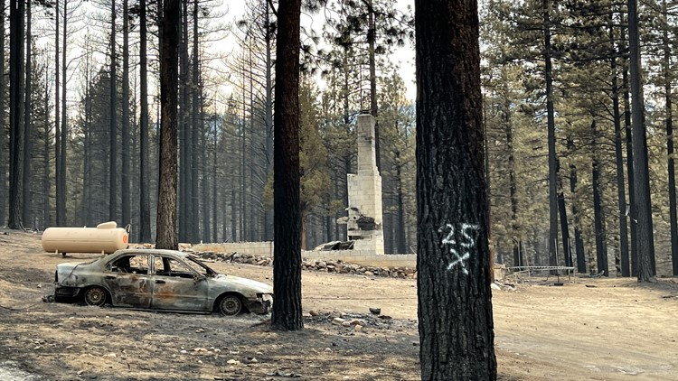 Several evacuation orders ending as crews gain 54% containment on Tamarack Fire | Maps, Evacuations, Updates