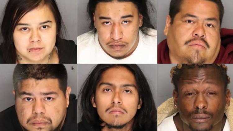 Group tries to target shoot after drinking 'for reasons they were unable to explain,' San Joaquin deputies say