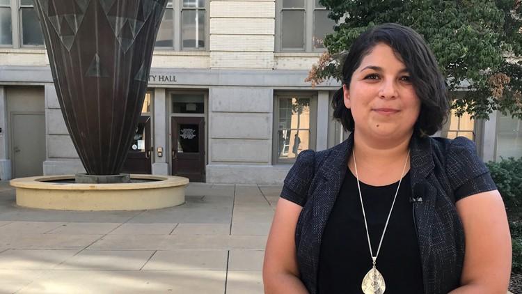 Sacramento Councilmember Valenzuela responds to homeless concerns in her district