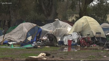 For Sacramento's 5,500 homeless residents, only 1,420 shelter beds available